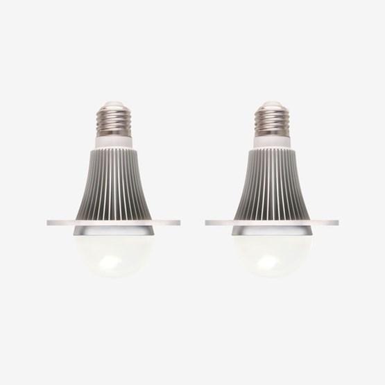 Ampoules design CMYK - set de 2 - Design : Studio Dennis Parren