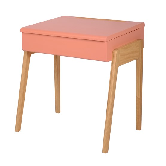 My Little Pupitre children desk 3/6 years - pink - Design : Jungle by Jungle