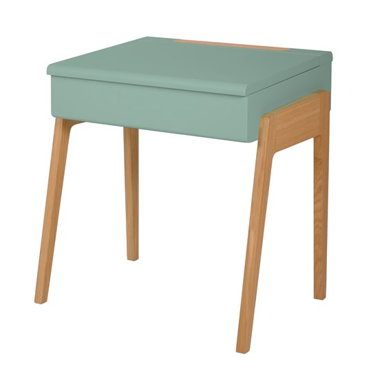 My Little Pupitre children desk 3/6 years - celadon green - Design : Jungle by Jungle