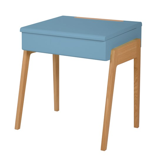 My Little Pupitre children desk 3/6 years - blue - Design : Jungle by Jungle