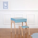 My Little Pupitre children desk 3/6 years - blue 4