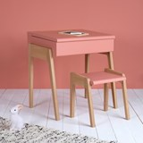 My Little Pupitre children desk + Stool 3/6 years - pink 3