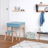 My Little Pupitre children desk + Stool 3/6 years - blue 4