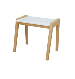 Tabouret Junior 6+ My Great Pupitre - blanc