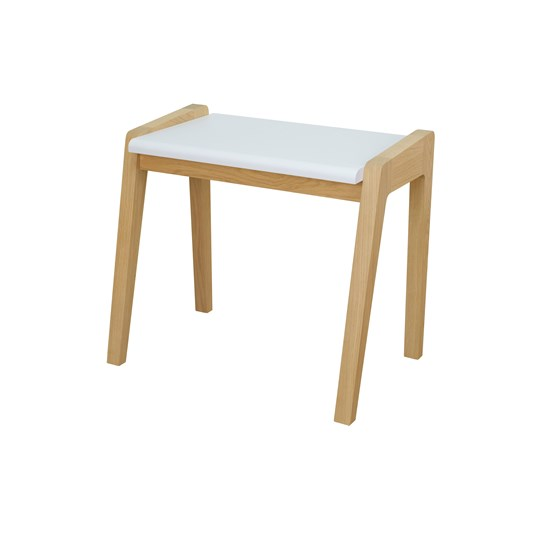 My Great Pupitre junior stool - white  - Design : Jungle by Jungle