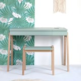My Great Pupitre junior stool  - celadon green 3