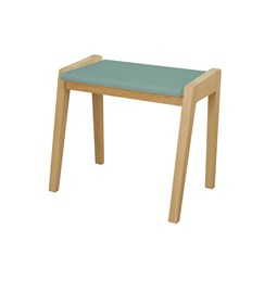 My Great Pupitre junior stool  - celadon green