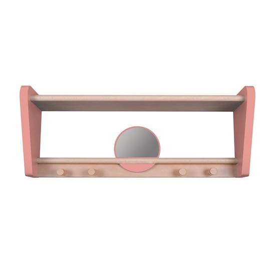 My Little Boudoir shelf - pink - Design : Jungle by Jungle