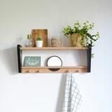 My Little Boudoir shelf - black 4