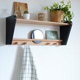 My Little Boudoir shelf - black 5