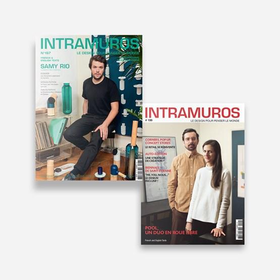 Pack Découverte INTRAMUROS - Design : INTRAMUROS