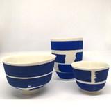 Bowl - blue  2