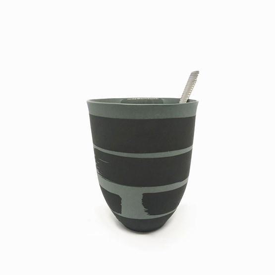 Mug - vert - Design : Maureen Stengel Guillot