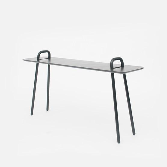 Console AGRAFE - noire - Design : Mickael Dejean