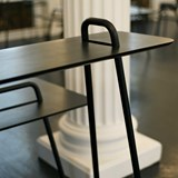 AGRAFE high bar table - black  5