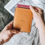 PORTE Passport Wallet  - brown 6