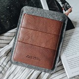 PORTE Passport Wallet  - brown 3