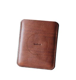 PORTE Passport Wallet  - brown