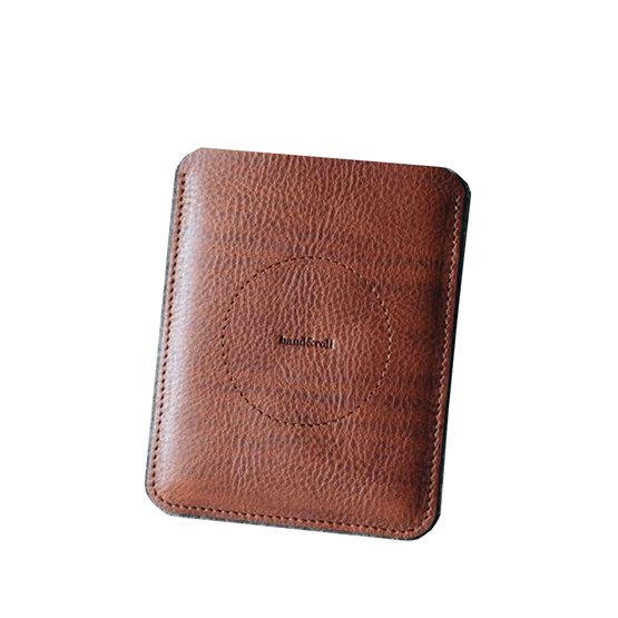 PORTE Passport Wallet  - brown - Design : Band&roll