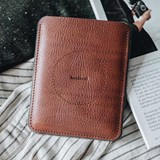 PORTE Passport Wallet  - brown 5