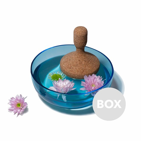 SWIMMING POOL Vase - Box 12 - Design : Guillaume Delvigne