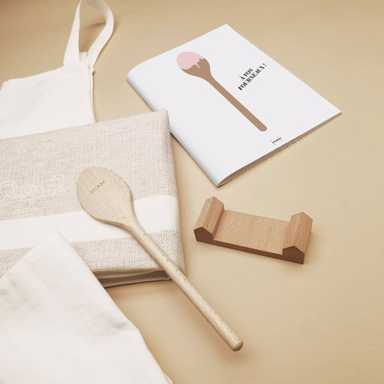 BOX À vos fourneaux! / LJF - Design : anne-sophie Pic