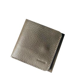 """1966"" Classic bifold leather wallet - olive green"