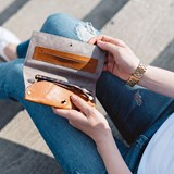 DUO leather sunglasses case 6