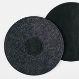 HYP mouse pad - black & dark grey 3
