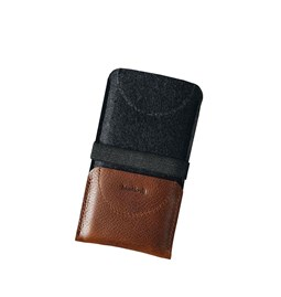 KANGAROO phone case - brown