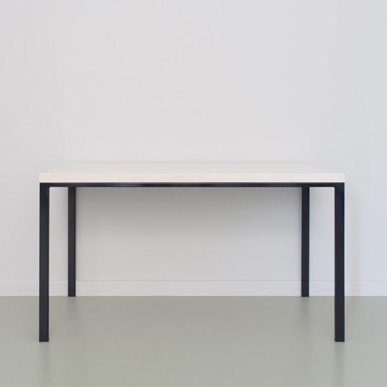 SIMPELVELD table - black blue - Design : JOHANENLIES