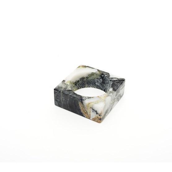 Coquetier KUCKELEI - marbre - Design : JOHANENLIES