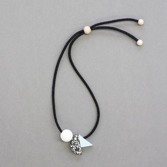 LASZLO necklace  - Design : One We Made Earlier