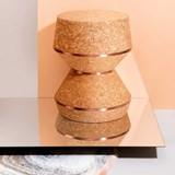 COLUM(N) 3.40 stool - copper 3