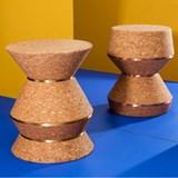 COLUM(N) 3.40 stool - copper 4