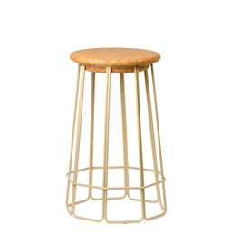 Tabouret de bar OCT(O) - beige