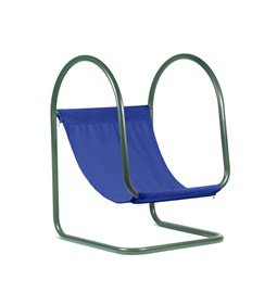 PARA(D) seat - blue/green