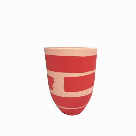 Mug - rose - Design : Maureen Stengel Guillot