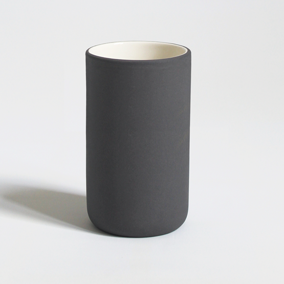 Mug 200 ml | gris anthracite - Design : Archive Studio