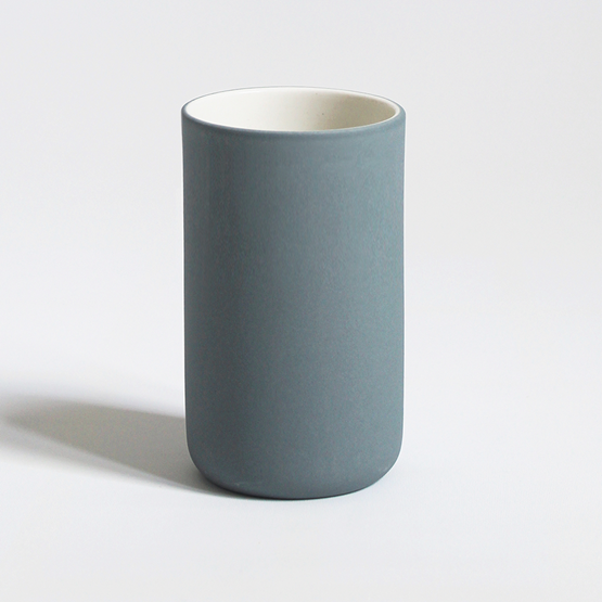 Mug 200 ml | bleu - Design : Archive Studio