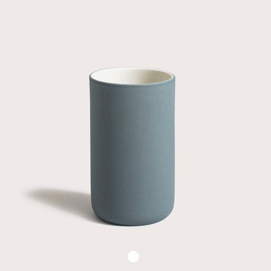 Tall cup l 200 ml | teal - Design : Archive Studio