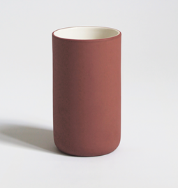 Tall cup l 200 ml | terracotta