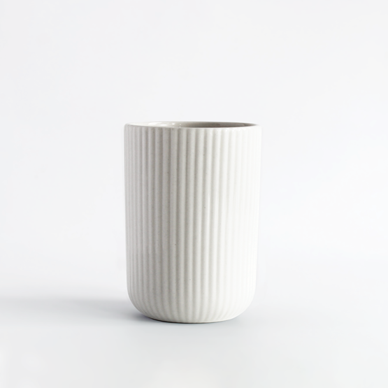 Set de 4 tasses | 150 ml | blanc - Design : Archive Studio