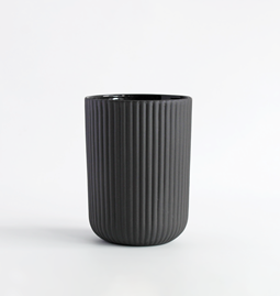 Coffee cup |  150 ml  | dark grey