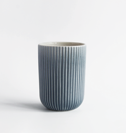 Coffee cup  | 150 ml | degrade blue