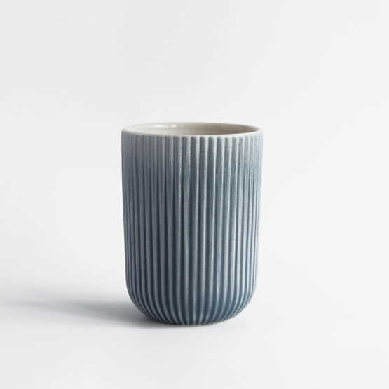 Coffee cup  | 150 ml | degrade blue - Design : Archive Studio