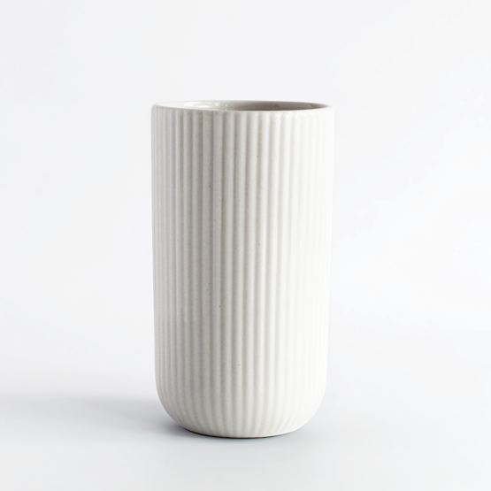 Set de 4 mugs | 220 ml | blanc - Design : Archive Studio