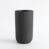 Set de 4 mugs | 220 ml | gris anthracite 2