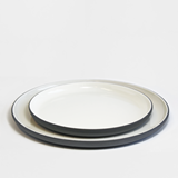 Dinner set | dark grey (12 items) 2