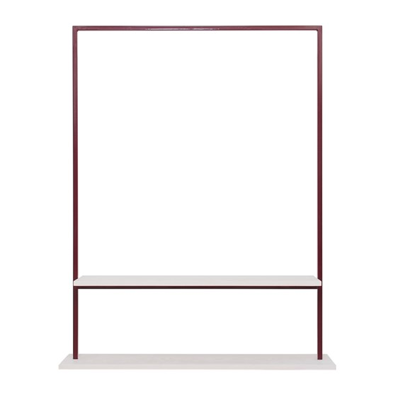 HANGON clothes rail  - wine red - Design : JOHANENLIES